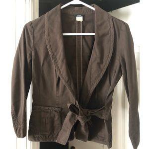 Jcrew light jacket sz 2